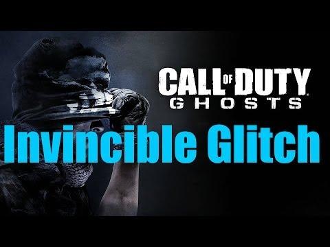 Invincible Glitch CoD Ghosts