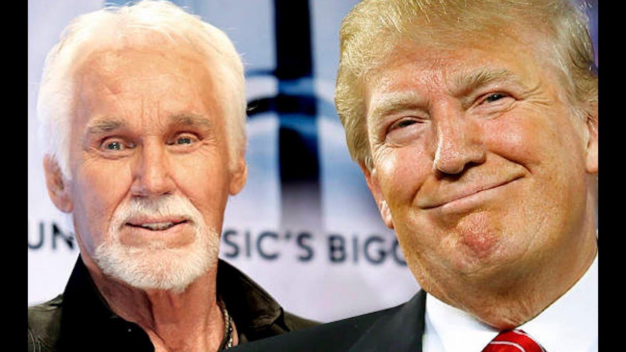 Kenny Rogers Loves Donald Trump thumbnail