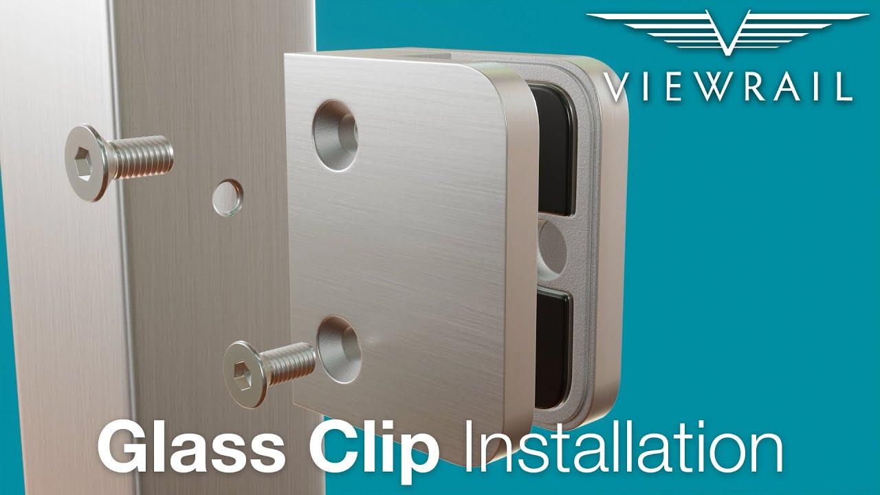 Glass Clip Animation