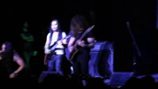 chris broderick, shawn drover - brotherhood metal fest - seek and destroy (metallica cover)