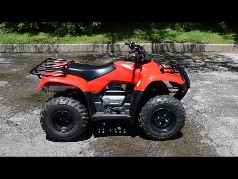 2017 Honda FourTrax Recon ES in Wauconda, Illinois - Video 1
