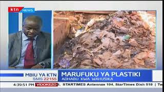 Mbiu ya KTN: Marufuku ya plastiki
