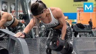 STRONGEST BEAUTY - Cassandra Martin | Muscle Madness