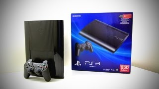 New PS3 Super Slim Unboxing (PlayStation 3 Super Slim 250GB Game Of The Year Edition Unboxing) thumbnail