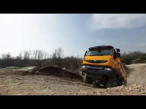 Renault Kerax Tipper