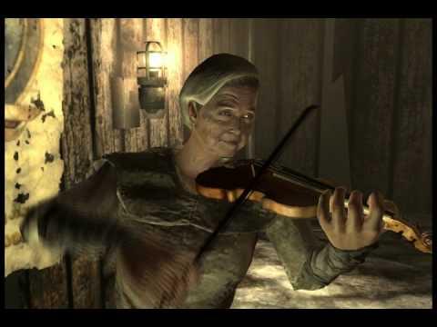 Teledysk w scenerii Fallout 3