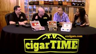 Cigar Time Show 99 reviews Perdomo Lot 23 Cigar