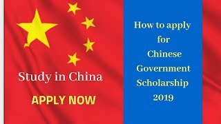 Scholarships Opportunities for International Students in China