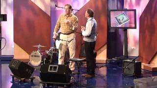 Mark Olson performing Bluebell Song on Showcase Minnesota, Sep 13. 2010