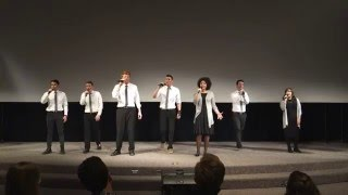 Remind You (Andy Grammar cover) - freeVerse - BYU A Cappella Jam, 30 Mar 2016