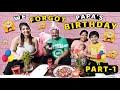 We Forgot Papa's Birthday (PART-1) | Vivek Choudhary | Khushi Punjaban