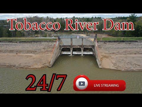 Edenville Dam 24/7 HD Live Stream