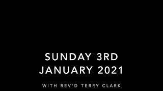 Sunday 3rd January 2021