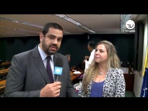 Comissão de Cultura debate o racismo estrutural - 14/08/19
