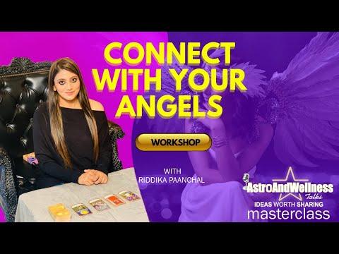 Guest Speaker: Riddika Paanchal - Certified Angel Card Reader ...