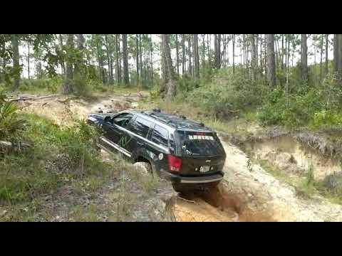 jeep grand cherokee wk2 ecodiesel  With GDE offroad tune