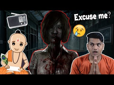 Ye Pandit Kya Kar Ra Hai Ek Horror Game Me?