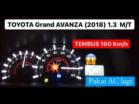 Top Speed Grand New Veloz Velg Yaris Trd Test Drive Avanza Smotret Onlajn Na Hah Life Toyota All G 1 3 M T 2018