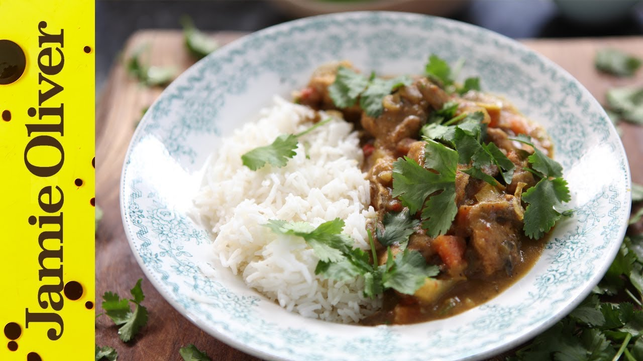 Easy chicken curry from kerryanns family cookbook jamie oliver forumfinder Images