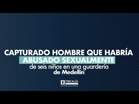 Fiscal Barbosa: Capturado hombre que habría abusado sexualmente de 6 niños en guardería de Medellín