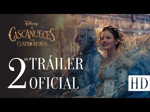 El Cascanueces y los Cuatro Reinos trailer