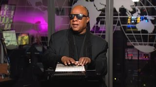 Stevie Wonder reflects on Prince's love for human kind, equality