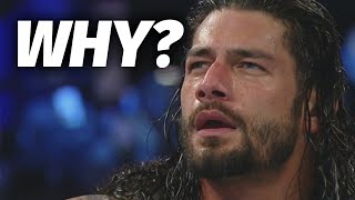 Why Roman Reigns Makes No Sense