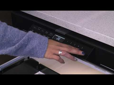 THE SIMPLE-TO-OPERATE SHARP SMD2480CS MICROWAVE DRAWER