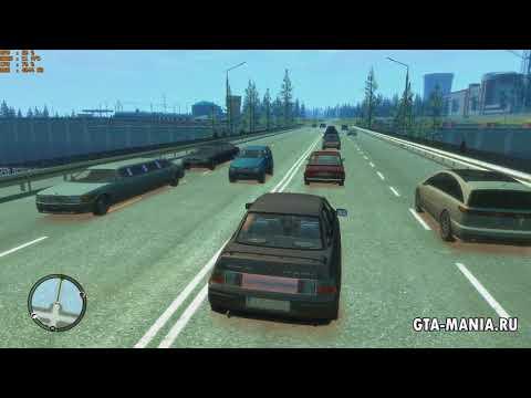 GTA 4 Криминальная Россия   Скачать через торрент