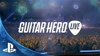 Picture of a game: Guitar Hero 5