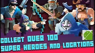 Super Hero Fight Club - Android Gameplay HD