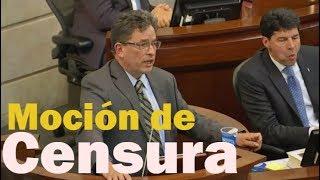 Aprueban Debate De Moción De Censura Contra Carrasquilla En Cámara De Representantes