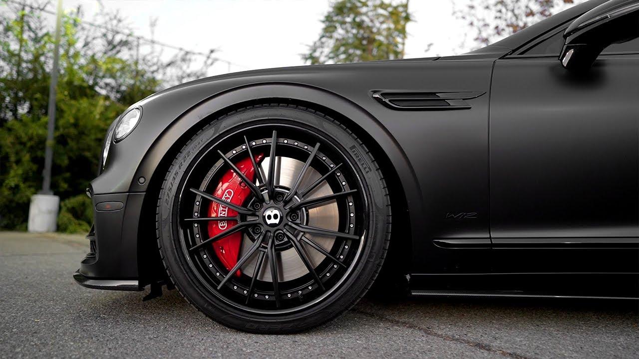 Jake Paul's Monster TRUCKS, RDB Wheels Rolls Royce Ghost ...