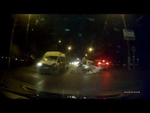 В ДТП в Твери больше всех пострадал пассажир