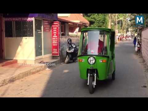 GEM News Lifeway Solar E-Rickshaw