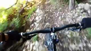 Brushy Creek SingleTrack - Deception - Gnargsam, Gum Drop and Snow White - video does not include Snow White.
