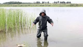 Водонепроницаемые штаны для рыбалки в воде