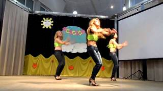 21.10.2012 Viki dance (go-go)
