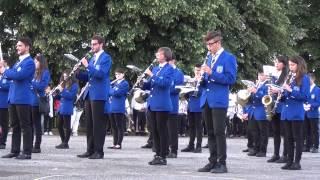 preview picture of video 'XI Europarada Suchowola 2013 - 1. Orchestra di fiati Cisternino'