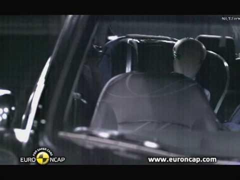 NCAP: Chevrolet Spark