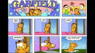 Complete Garfield Comic Strips 1982