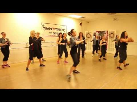Zumba Choreography - I Love It by Jonelle