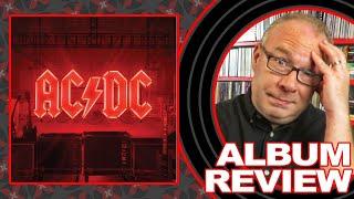 """ALBUM REVIEW: AC/DC """"Power Up"""""""