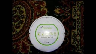 Обзор робот-пылесос ARIETE BRICIOLA 2711