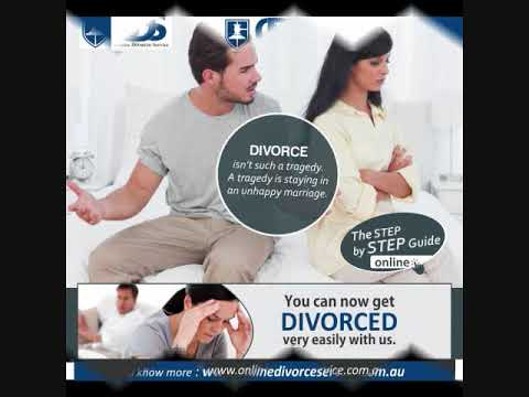 Separation, Divorce Qld, Divorce Lawyers, Easy Divorce at onlinedivorceservice.com.au