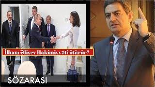 """""""Sözarası"""": Putinin ordeni həlledicidir? Bəs xalqın mövqeyi?Əli Kərimli ilə müzakirə edirik."""