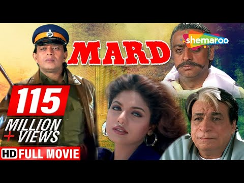 Download Mard(1998)(HD) Mithun Chakraborty | Ravali | Johnny Lever - Superhit Hindi Movie -With Eng Subtitles HD Video