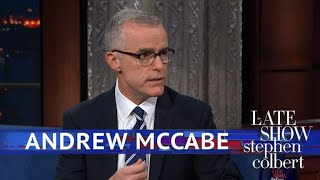 Andrew McCabe: There Was No