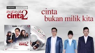 Gambar cover Cassandra - Cinta Bukan Milik Kita - OST AAC2 (Official Audio Lyric)