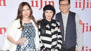 黄日华Felix Wong老婆梁洁华血癌病愈现身 一起支持爱女走秀
